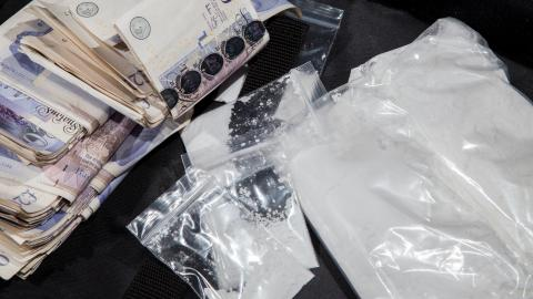 Inside The National Crime Agency: Busting The Drugs Millions