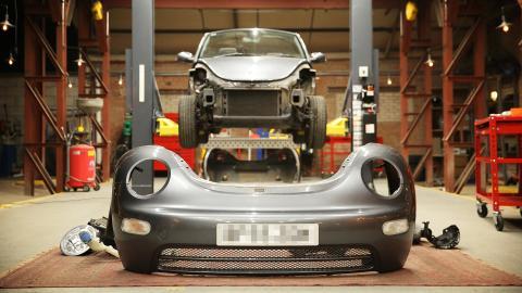 {E}12: VW Beetle Cabrio