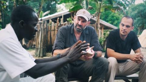 {E}05: Living Dinosaur Of Liberia