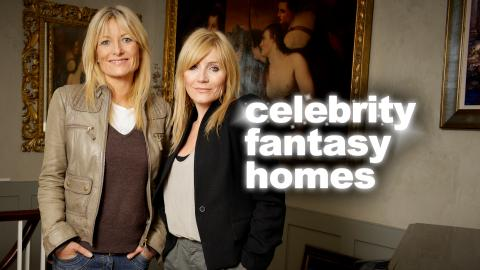 Celebrity Fantasy Homes