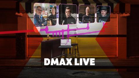 DMAX LIVE: Die interaktive Talk-Show