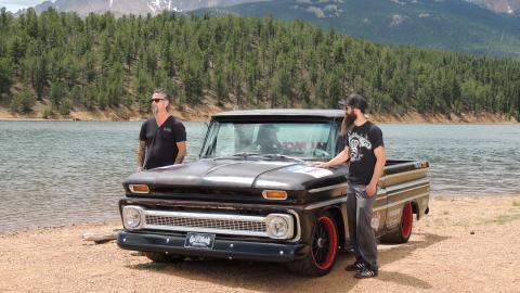 {E}28: C10 Race Truck/Pike's Peak Pace Truck Part II