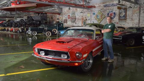 {S}05.{E}07. One Mad Mustang Part 2