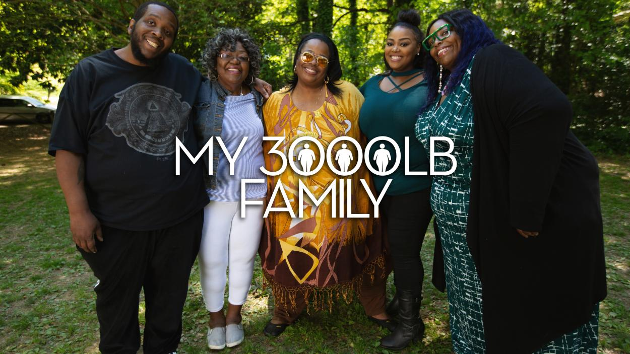 My 3000-Lb Family