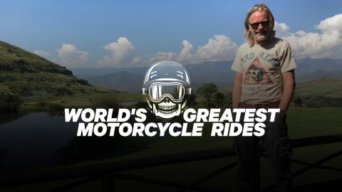 World's Greatest Motorcycle Rides