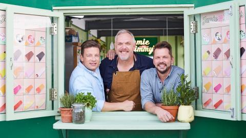 {E}07: Greg Davies, Kebab & Thai Curry