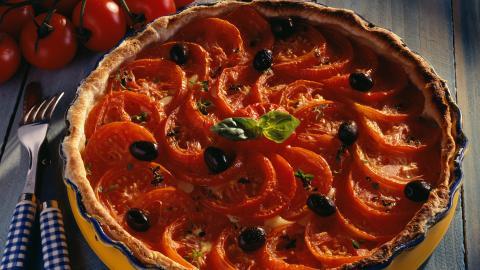 {E}07: Provencal Tarts and Dutch Apple Cake