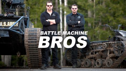 Battle Machine Bros
