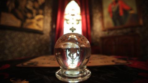 {E}01: Pasadena Ritual House
