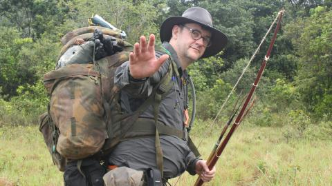 {E}03: Alone In The Wild: Joe Pasquale