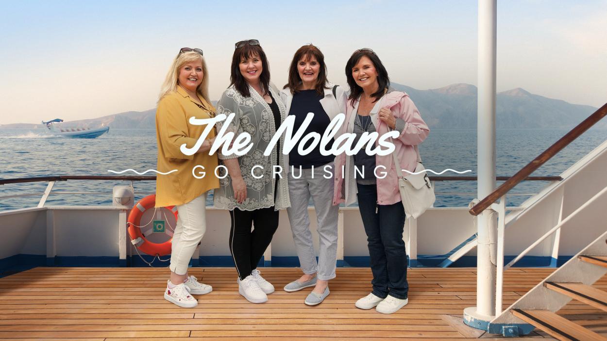 The Nolans Go Cruising