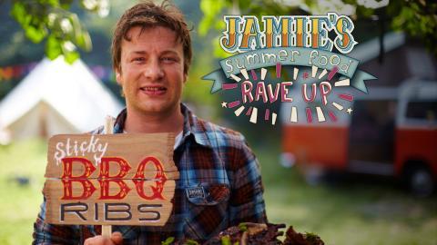 Jamie's Summer Food Rave Up