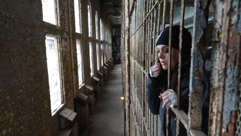 {E}08: The Ohio State Reformatory