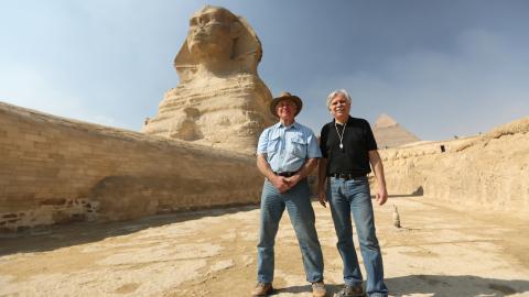 {S}02.{E}02. Secret History Of The Sphinx