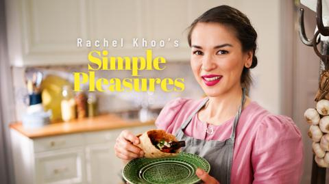 Rachel Khoo's Simple Pleasures