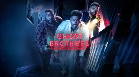 Ghost Brothers: Haunted House Party