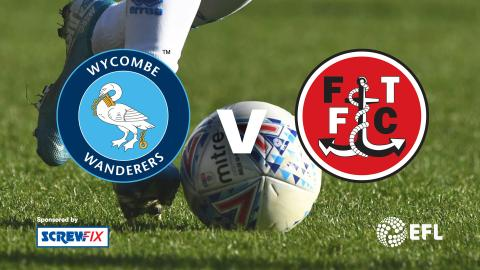 {S}01.{E}05.  Wycombe Wanderers vs. Fleetwood - EFL Highlights