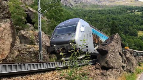 {S}03.{E}01. Bergen Railway & Nordland Line