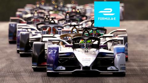 Formula E Highlights