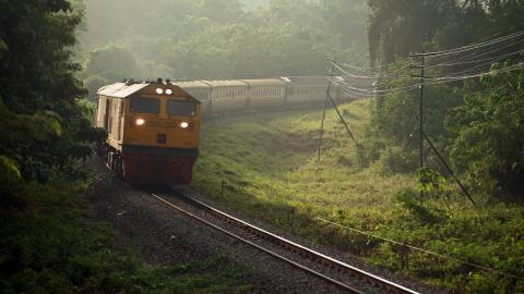 {E}04: Thai Rail & Death Railway