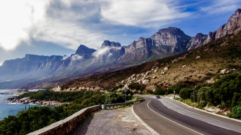 {E}05: South Africa - Matjiesfontein To Cape Town
