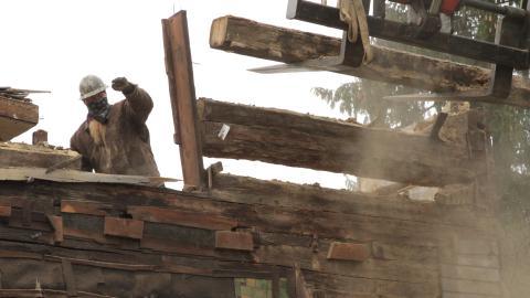 {E}07: Big Ol' Buckeye Cabin