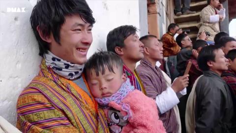 Vorschau: Buthan Kajaktour durchs Hochgebirge