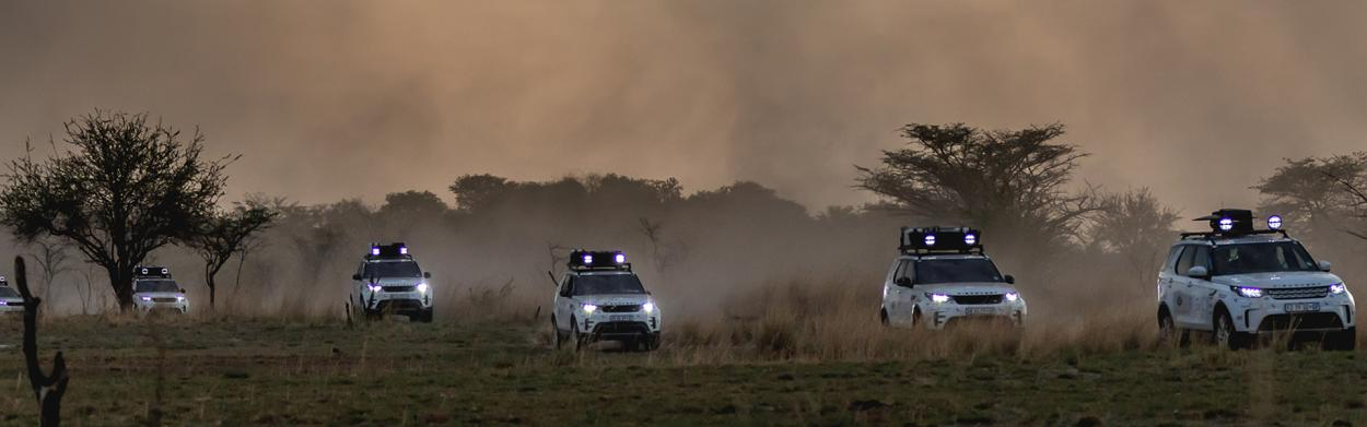 LAND ROVER EXPERIENCE TOUR 2021