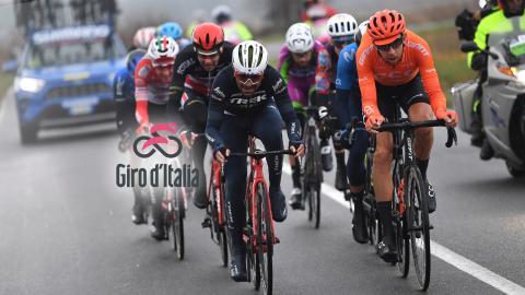 Giro D'italia Highlights