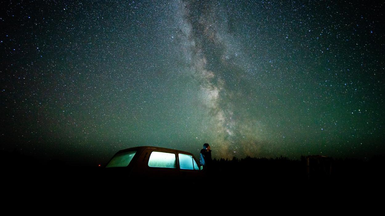 Ausgerechnet Sibirien - Ulf steigt aus: Überall Sterne