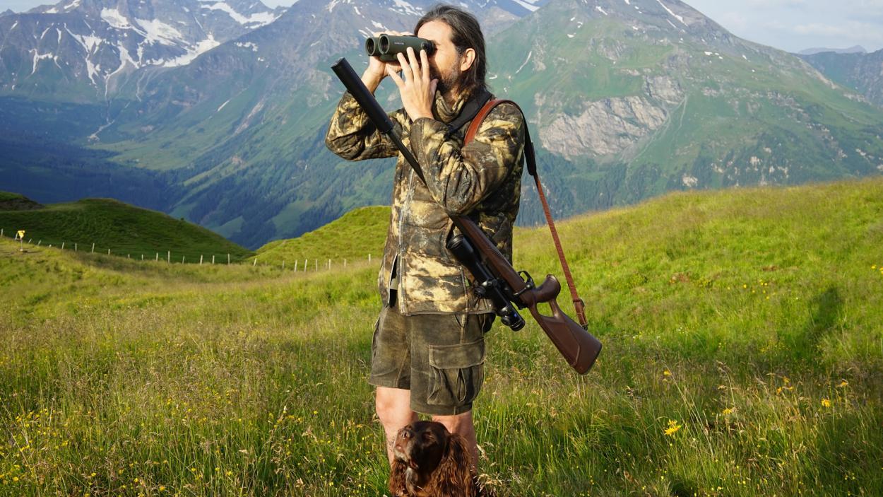 Jägerleben: Der Hirschflüsterer