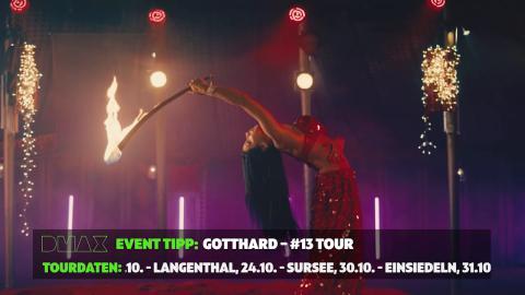 DMAX Tour-Tipp: GOTTHARD