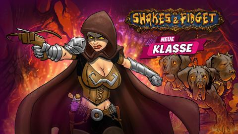 Games Shakes & Fidget